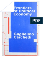 Carchedi. Frontiers of Political Economy