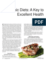 Article - Ketogenic Diet