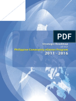 PhilCeC Strategic Roadmap 2011-2016