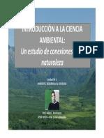 Unidad Nº 1 - INTRODUCCIÓN A LA CIENCIA AMBIENTAL (Parte 1)