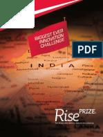 Solar Challenge -Rise Prize