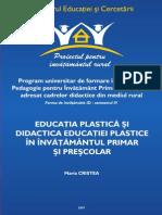 2.Educatie Plastica Si Didactica Educatiei Plastice PIR M Cristea