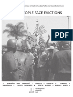 How People Face Evictions