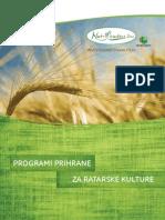 Programi Prihrane Za Ratarske Kulture 2014