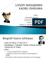 Filosofi Manajemen-kaoru Ishikhawa (Revisi)