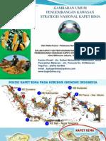 Gambaran Umum Kapet Bima, Fgd Bappenas 27 - 28 Feb. 2014 Di Bogor