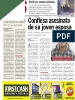 Policiaca 15 de abril 2014