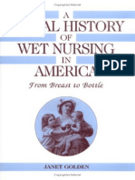 A Social History of Wet Nursing in US