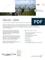Ceragon Brochure FibeAir 2000