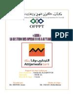 Gestion des Opérations Attijari wafae Banque ( gesteco.blogspot.com )