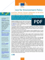 Environmental Policy #4