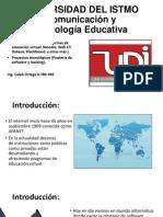 Caleb Ortega - Tecnologia Educativa