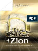 Gates of Zion By Pastor Chris Oyakhilome