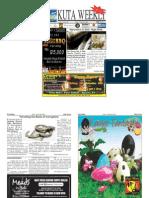"Kuta Weekly-Edition 383 ""Bali""s Premier weekly Newspaper"""