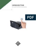 i3PROJECTOR Wi Plus Manual DK