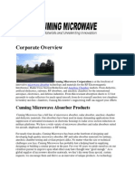 Cuming Microwave, Avon, MA 2322