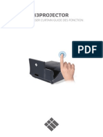 i3PROJECTOR Wi Plus Manual FR