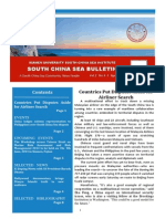 South China Sea Bulletin Vol.2 No.4 (1 April 2014)