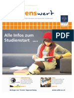wissenswert April 2014 - Magazin der Leopold-Franzens-Universität Innsbruck