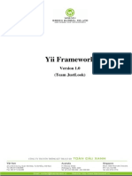 Yii Framework - Design Pattern and Database and Form