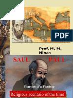 02 Apostle Paul - Background Information