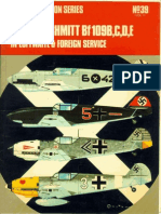(eBook) - Osprey Publishing - Aircam Aviation Series No. 039 - Messerschmitt Bf 109B-C-D-E in Luftwaffe and Foregin Service