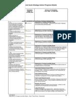 Appendix a Implementation Report Summary Progress 2008 2009