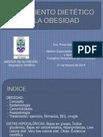 Tto dietético de la Obesidad_2014