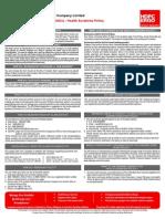 CIS Health Suraksha Policy Wording(1) (1)