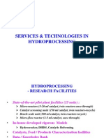 Hydroprocessing Technologies and Services