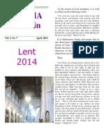 NARMA Bulletin (April 2014 Issue)