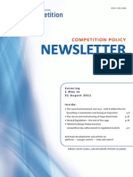 Forzano, A., Samà, D. (2012) - State Aid. Main Developments - European Commission - Directorate-General for Competition (DG COMP) - Competition Policy Newsletter