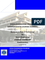 Courses (Student Handbook)