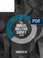 Ditch the Label Annual Bullying Survey 2014