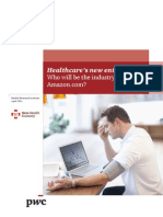 PwC's Health Research Institute Report