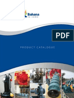 Pump Catalogue