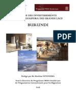BURUNDI GUIDE dinvestissement