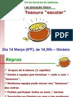 CAÇA AO TESOURO