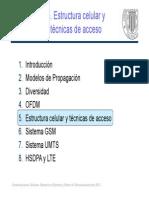 5. Estructura celular y técnicas de acceso (1)