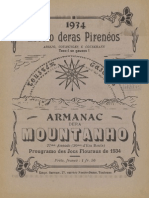 Armanac dera Mountanho. - Annado 27, 1934
