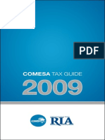 Comesa Tax Guide 2009