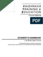 Bs Students Handbook Black White