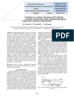 A Comparative Study of Active and Reactive Power Controller for a Doubly Fed Induction Generator (Dfig) Using Dpc and Foc Strategies