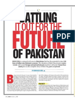 Battling it out for the Future of Pakistan - The Reko Diq Copper and Gold Mines Case