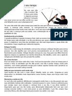 Como administrar o seu tempo.pdf