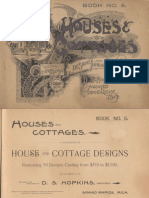 Houses and cottages, book no. 6 (1893)