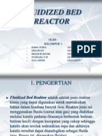Fluidized Bed Reactor