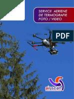 Scanarea in Termoviziune Cu Drone