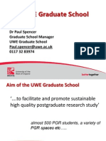 Grad School manager intro