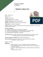Proiect Mate Ordinea Efect.op